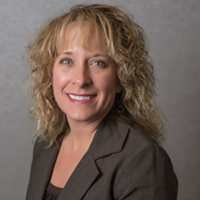 photo of a bank employee named debbie jaggers