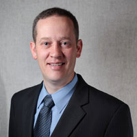 photo of a bank employee named jeremy stull