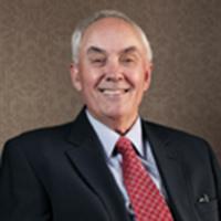 photo of a bank employee named Joe Wright