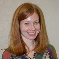 photo of a bank employee named Sarah Mahurin-Mutter