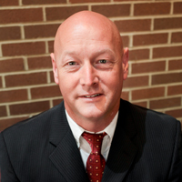 photo of a bank employee named thomas loughran